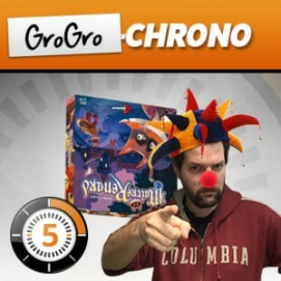 GrogroChrono – Maitre Renard