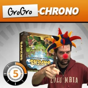 GrogroChrono – Sapiens