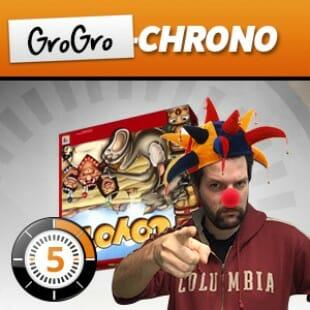 GrogroChrono – Coyote