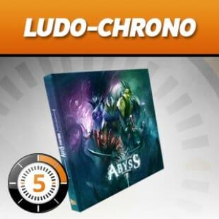 LudoChrono – Artbook Abyss