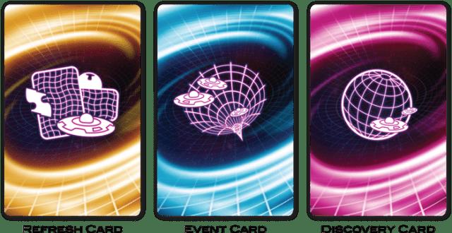 Cosmic Encounter Duel jeu cartes ludovox