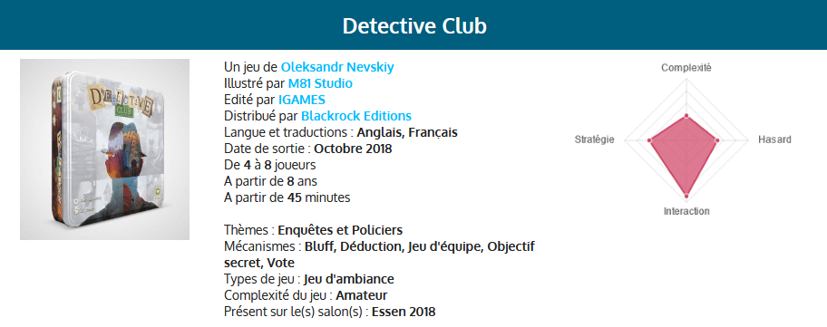 Detective club selection02