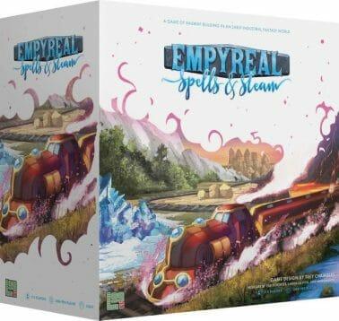 Empyreal Spells Steam