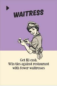 FCM-Waitress
