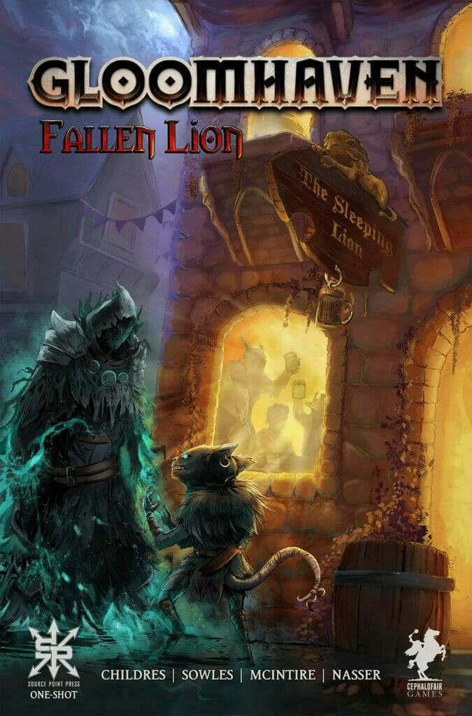 Gloomhaven-Fallen-Lion