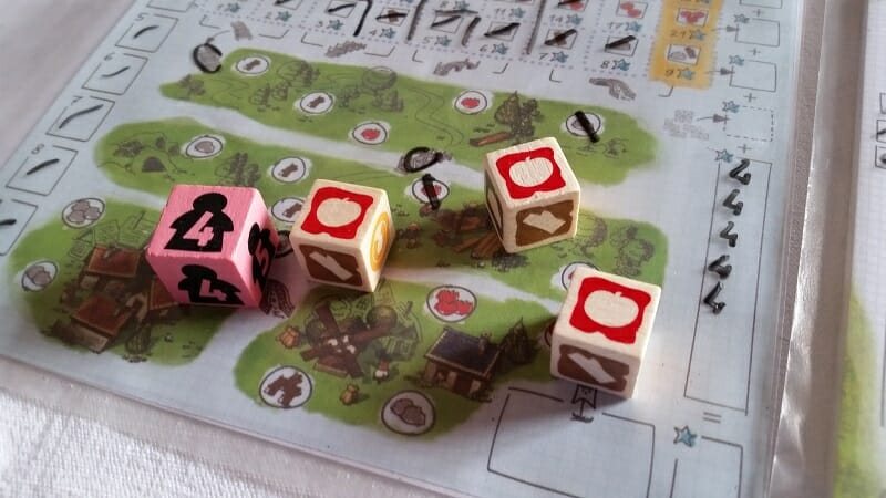 Imperial settlers Roll & Write (3)