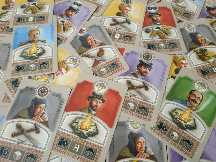 Une multitude de cartes Action