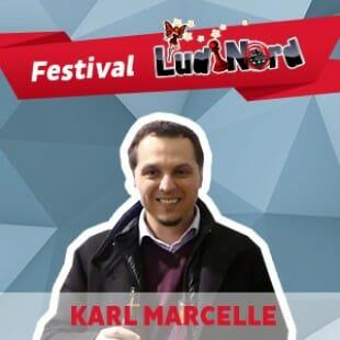 Ludinord 2015 – Interview Karl Marcelle – Taverna