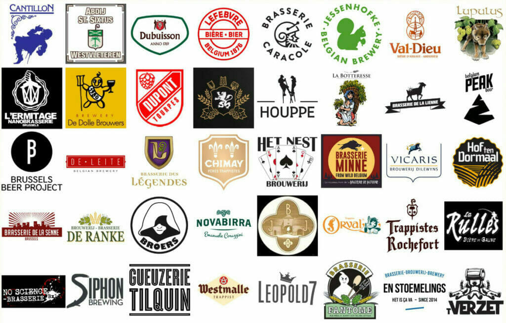 Les-brasseries-partenaires-du-jeu-Belgian-Beer-Race