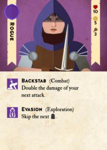 Mini Rogue - Char - Rogue