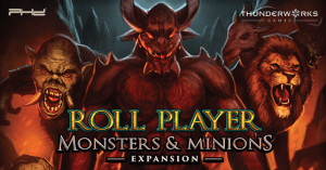 Monsters & minions RP