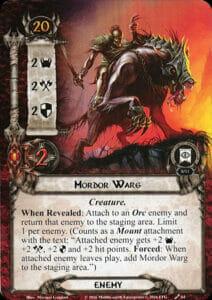 Mordor-Warg