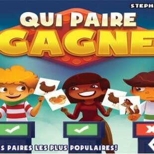 CONCOURS : Qui Paire Gagne