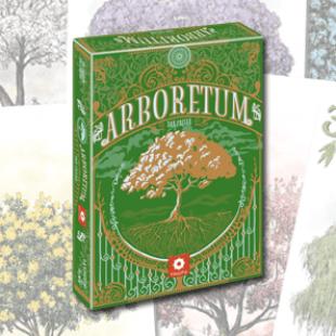 Arboretum arrive pour fêter le printemps