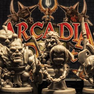 Le live demain c'est Arcadia Quest à 18h sur Ludovox !
