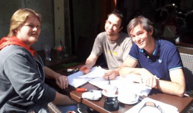 OKAY-La-prototeam-lors-d'une-réunion-pour-préparer-PeL-2014-