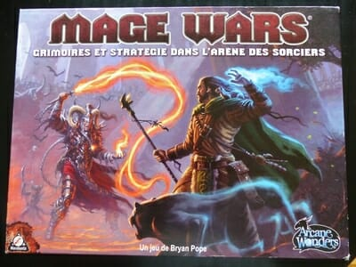 Le grand frère, dit Mage Wars Arena
