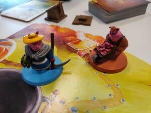La forêt des frères Grimm. J'ai vu les figurines, j'ai acheté le jeu.