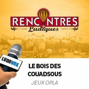 Rencontres Ludiques 2015 – Le bois des Couadsous – Jeux Opla