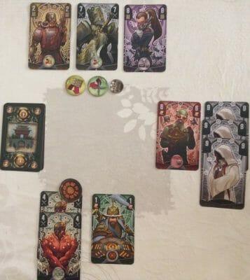 Scenario - Round 2 END