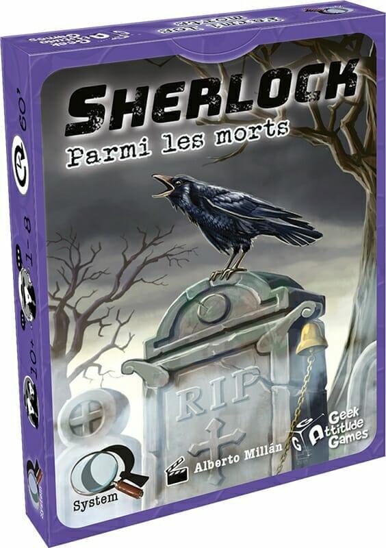 Sherlock parmi les morts
