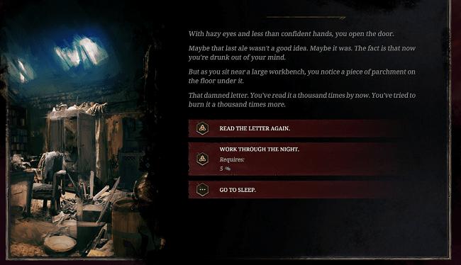 Tainted Grail ludovox jeu de societe choice
