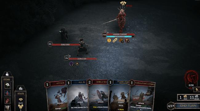 Tainted Grail ludovox jeu de societe combat