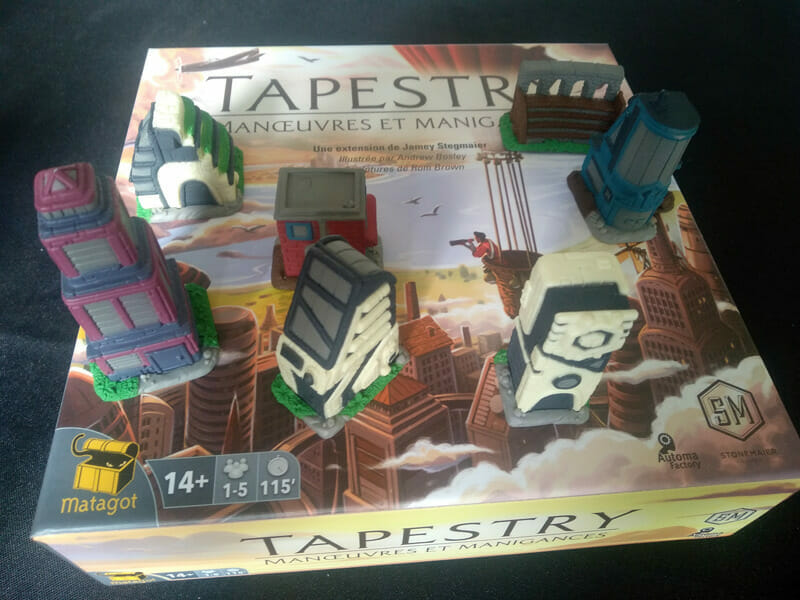Tapestry-Figurines