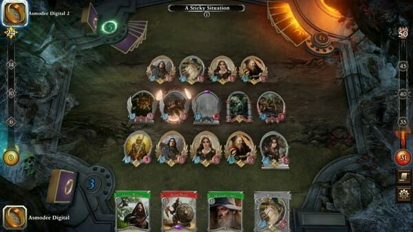 The Lord of the Rings Adventure Card Game Definitive Edition