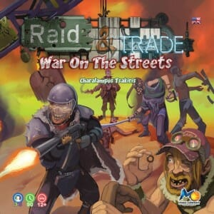 War on the streets extension