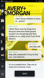 We-eat-blood-ludovox-stay safe