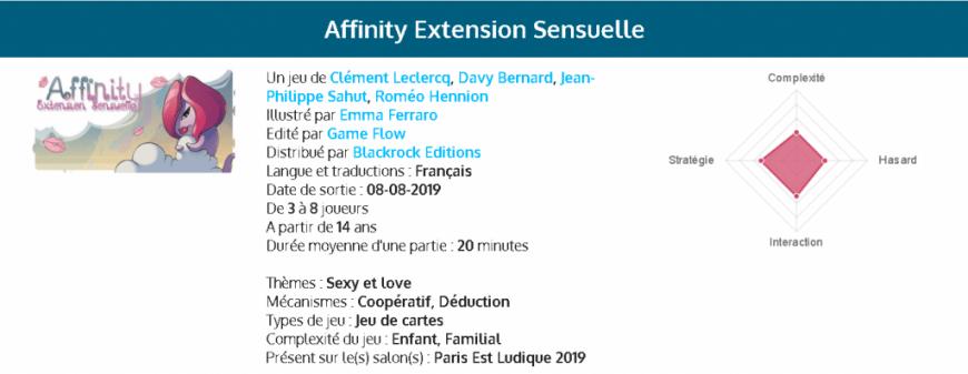 affinity sensuel