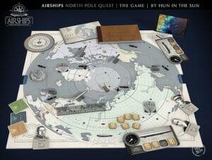 airships-matériel