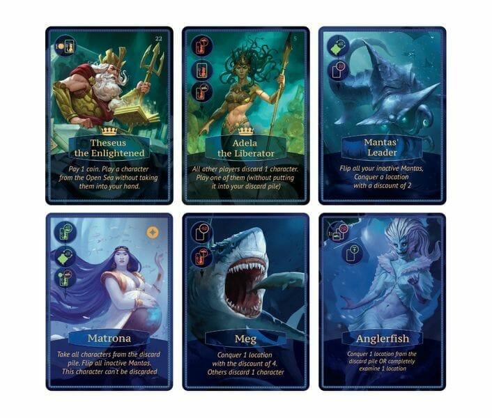 cartes aquatica jeu