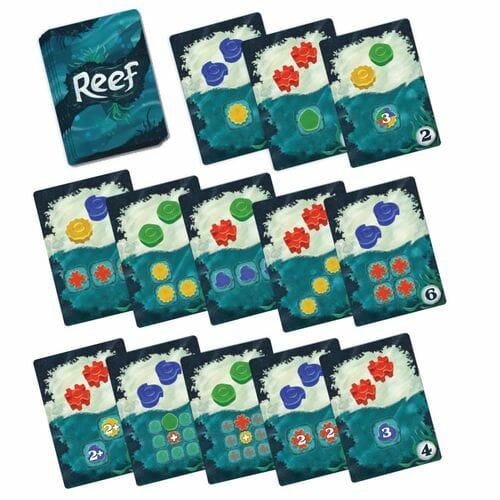cartes reef