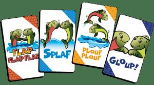 cartes saumon fretillant