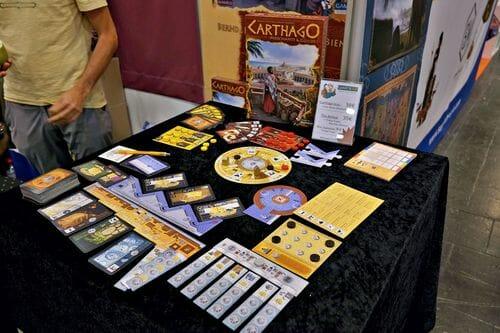 carthago spiel 17