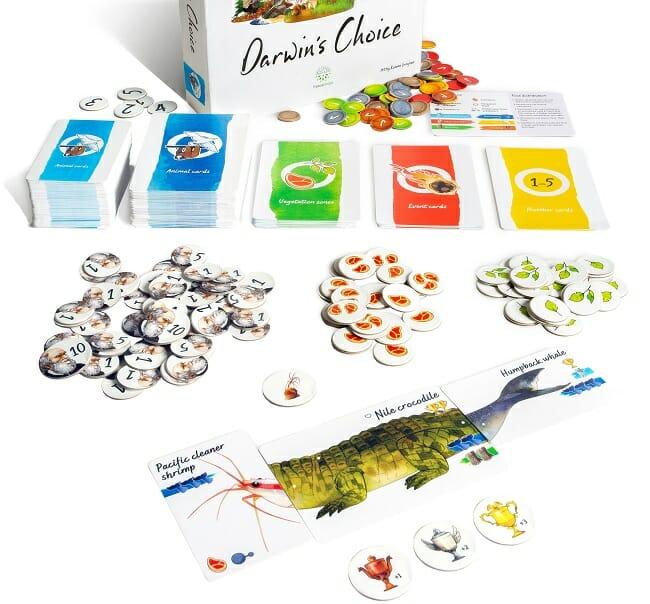 darwin-choice-jeu-de-societe-ludovox-eclate-cartes
