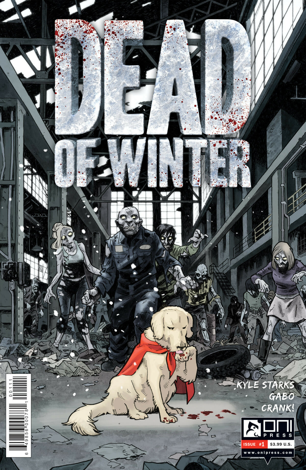 dead of witer BD ludovox