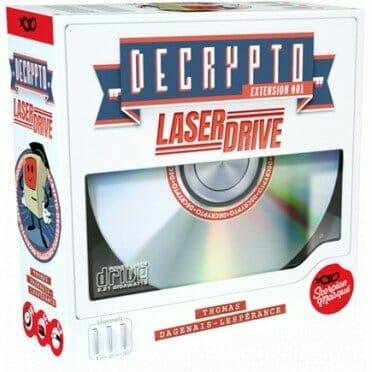 decrypto-laser-drive