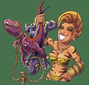 dinoblivion-chasseresse