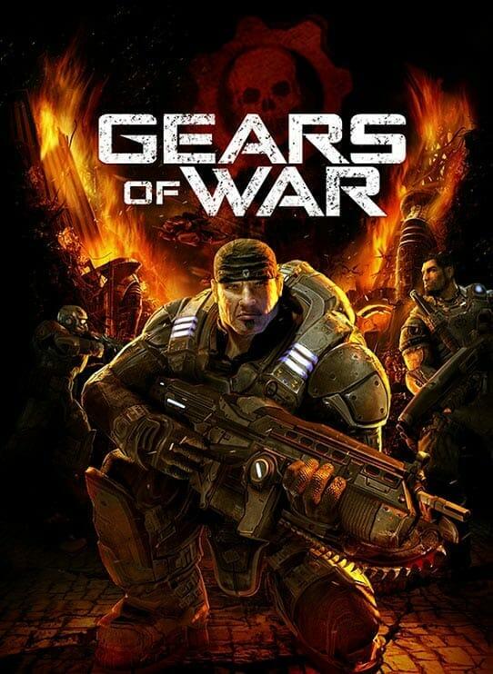 gears of war jeu video