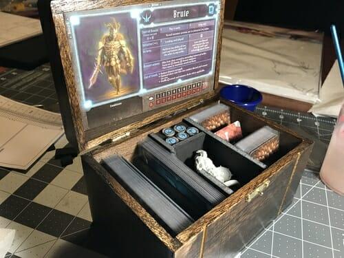 home made box gloomhaven