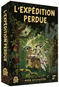 Expedition perdue 3D