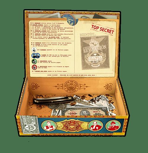 Mafia de cuba : intérieur de la boite
