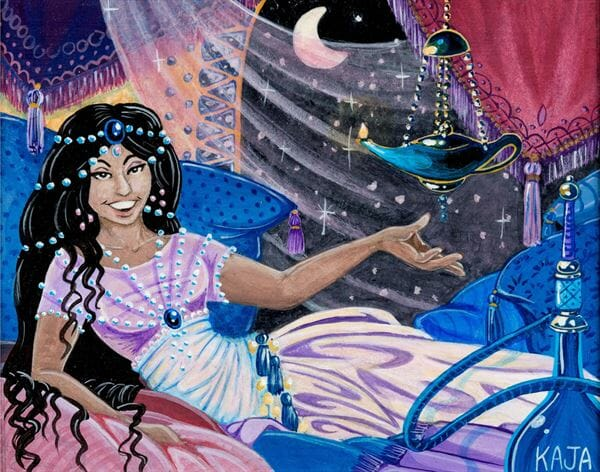 magic Arabian Nights