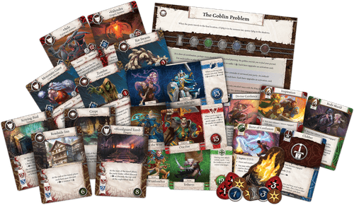materiel heroes of terrinoth ludovox
