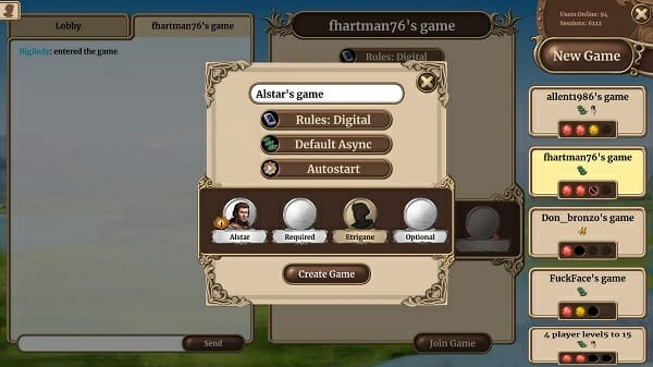 online-options
