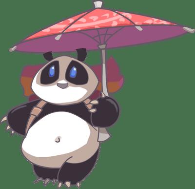 pandacouvseul