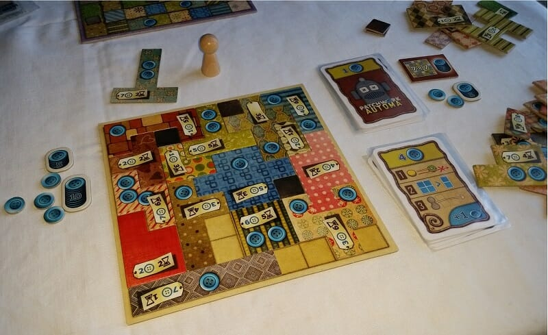 Patchwork automa2